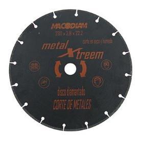 DISCO XTREEM 230X2,8MM. METAL