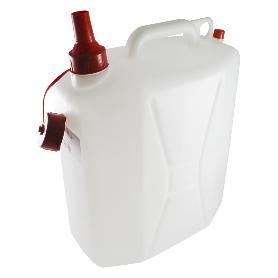 BIDON PLAST.20L.USO ALIMENTARI