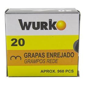 GRAPADORA ENREJADO C/CARGADOR+ 960GRAPAS