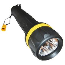 LINTERNA 3 LED 504  (3XR20) 7X25CM.