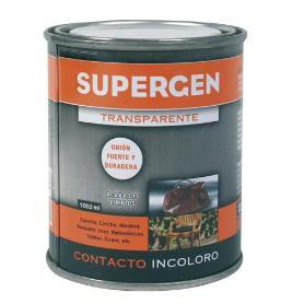 SUPERGEN CONTACTO 1 L. INCOLOR LATA